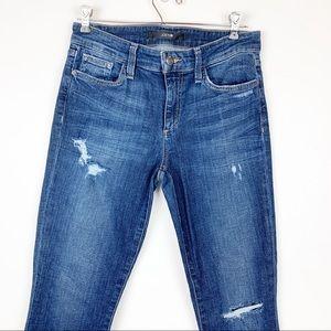 Joe's Jeans Jeans - JOE'S JEANS DISTRESSED SKINNY SIZE 29
